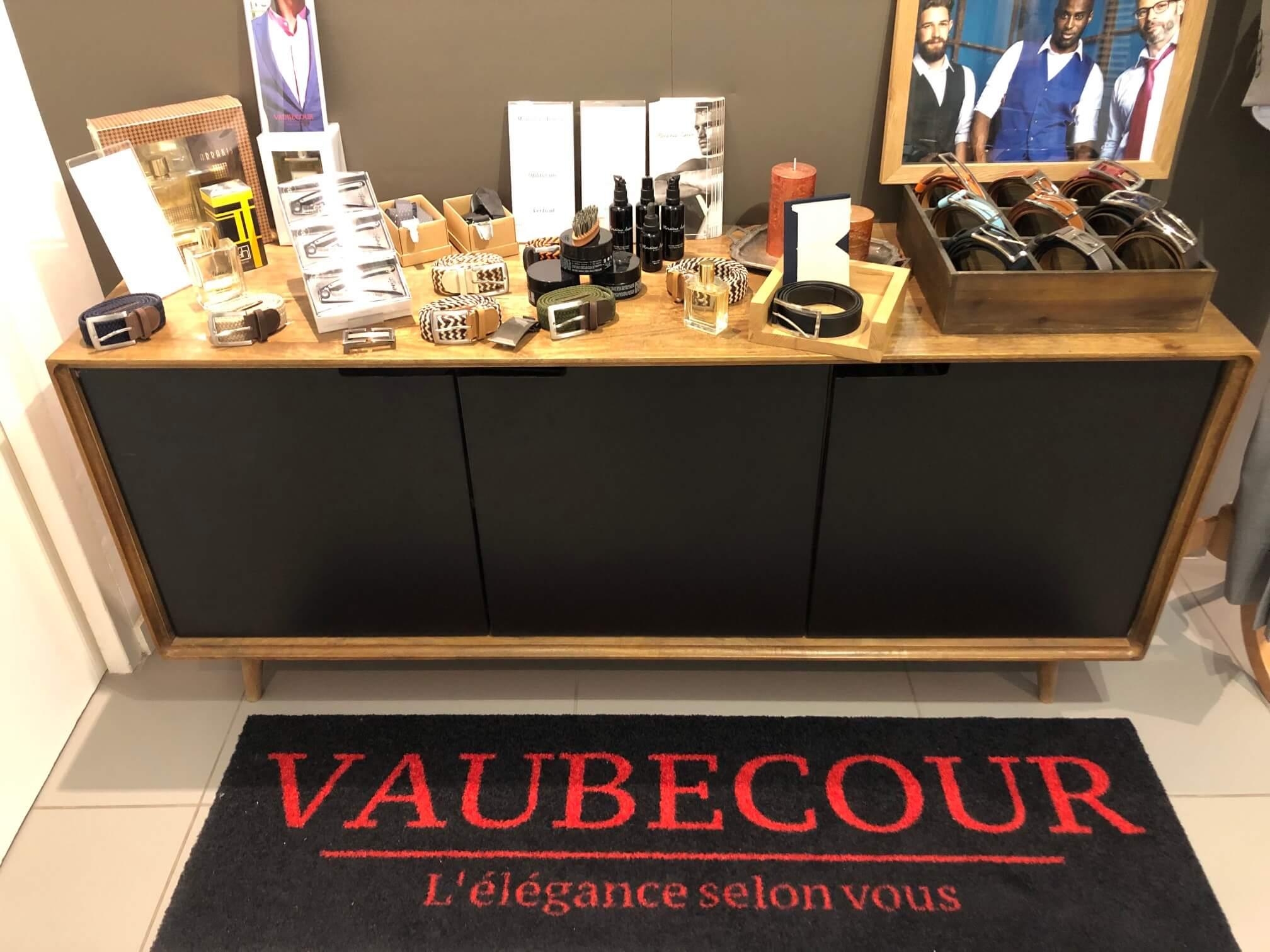 Nos accessoires pour homme par Vaubecour à Lyon et Annecy