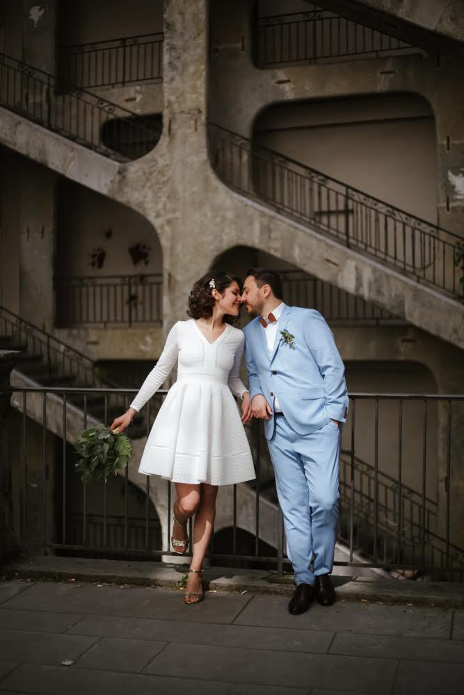 Nos mariés Vaubecour