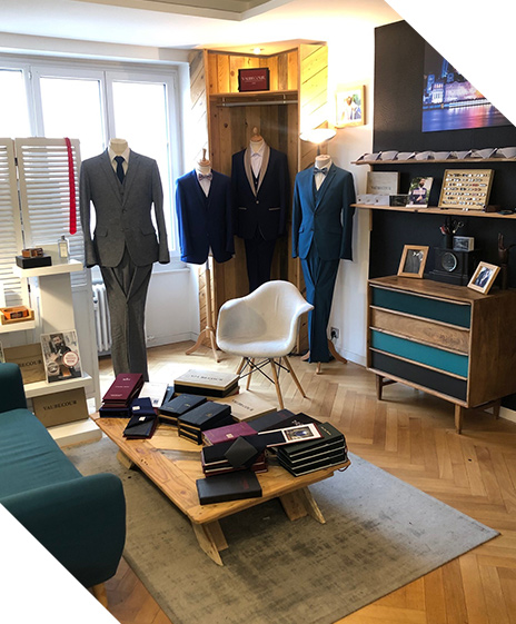 showroom costumes sur mesure lyon